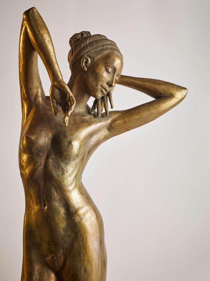 Erwachen - Skulptur Malgorzata Chodakowska